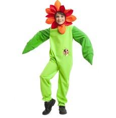 Dětský kostým Květinka s beruškou