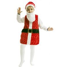 Dětský kostým Santa Claus sněhulák