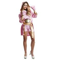 Kostým Boxerka růžová