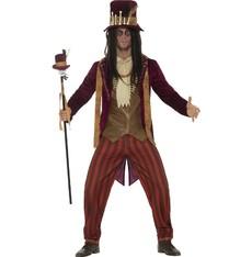 Kostým Voodoo čaroděj