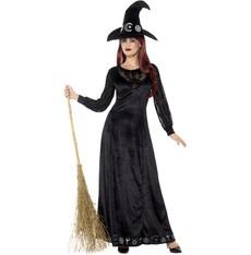Kostým Čarodějnice black