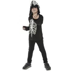 Dětský kostým Kostlivec na Halloween