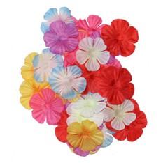 havajské květiny - 500ks