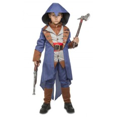 Dětský kostým Modrý zabiják