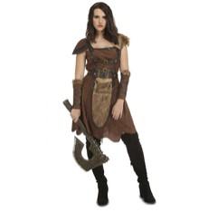 Kostým Severská bojovnice