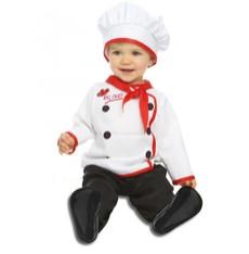 Dětský kostým Kuchař pro miminko