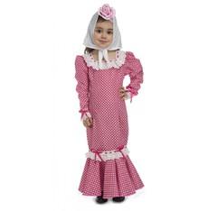 Dětský kostým Madridská dívka