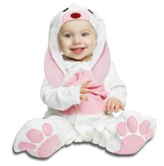 miminkovský kostým Růžový králíček