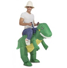Srandovní kostým Dinosauří jezdec
