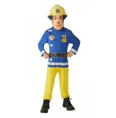 Dětský kostým Požárník Sam I