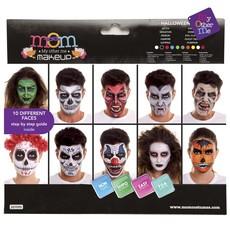 Maxi  Make up Sada Halloween
