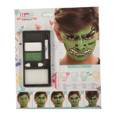 Make up Sada Hulk