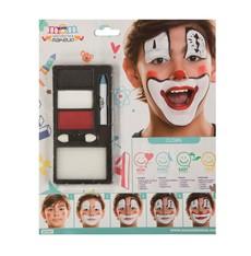 Make up Sada Klaun
