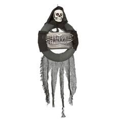 Cedule Happy Halloween s duchem