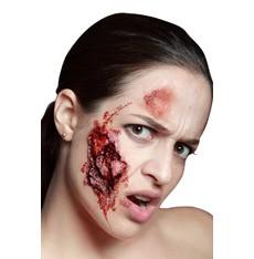 Zranění Roztržená tvář