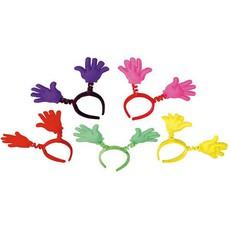 čelenka ruce mix barev