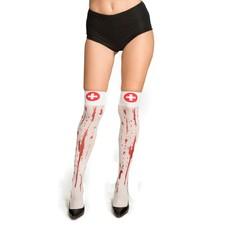 Punčochy s krví