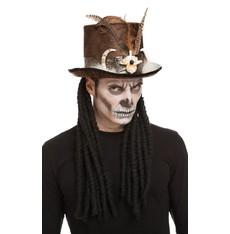 Cylindr Voodoo hnědý