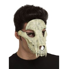 maska Zvířecí lebka
