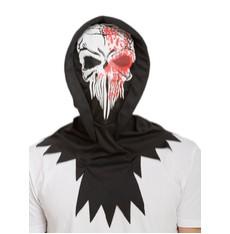 Maska Lebka s kapucí
