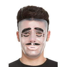 Obličejová maska Muž