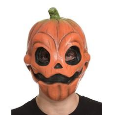 Maska Dýně na Halloween