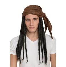 Šátek Pirát s dredy
