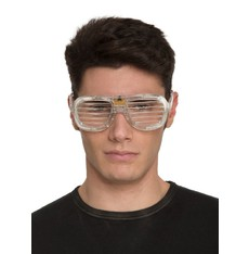 Brýle gril, s bílým světlem