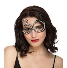 Brýle s kamínky 30