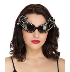 Brýle s kamínky