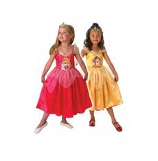 Dětský kostým Šípková Růženka / Princezna Bella