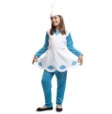 Dětský kostým Šmoulinka