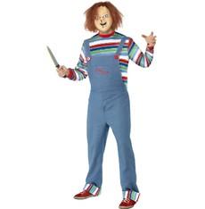 Pánský kostým Chucky Childs play 2