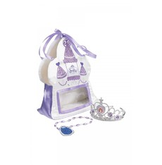 Kabelka, čelenka a náhrdelník Sofia