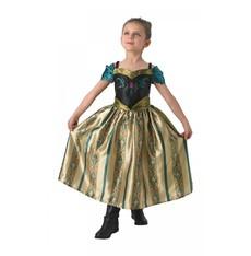 Dětský kostým Anna korunovace