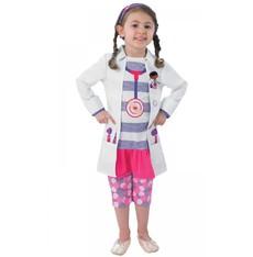 Dětský kostým Doktorka plyšáková