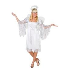 Kostým Anděl s křídly a svatozáří