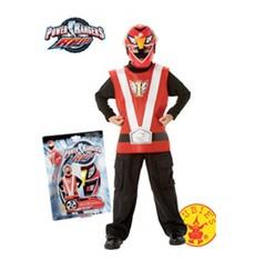 kostým Power Rangers - triko a maska