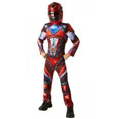 Dětský kostým Red Ranger Power Rangers