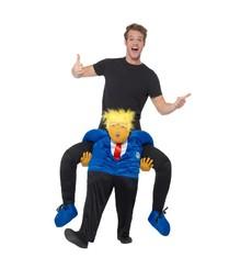 Srandovní kostým Donald únosce