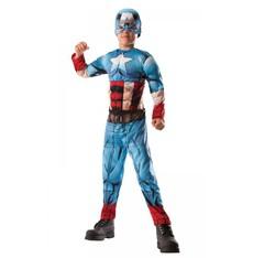 Dětský kostým Hulk a Captain America deluxe