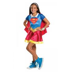 Dívčí kostým Supergirl