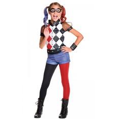Dětský kostým Harley Quinn deluxe