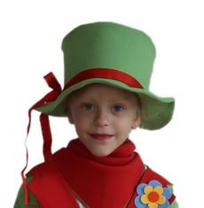 Dětský klobouk Vodník