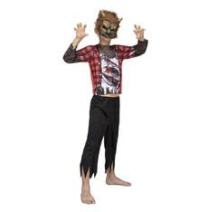 Dětský kostým Vlkodlak na Halloween