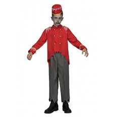 Dětský kostým Zombie portýr