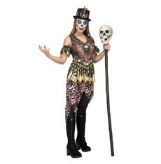 Halloweenský kostým Voodoo Canibal