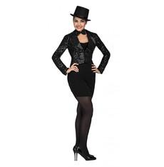 Kostým Frak černý
