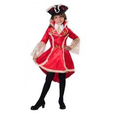 dívčí pirátský kostým