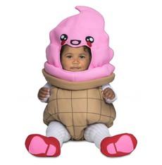 Dětský kostým Zmrzlina